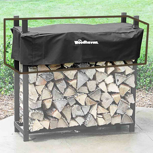 48'' Replacement Woodhaven Firewood Rack Cover