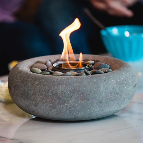 Zen Fire Bowl - Graphite