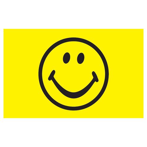 3ft x 5ft Decorative Flag - Smiley