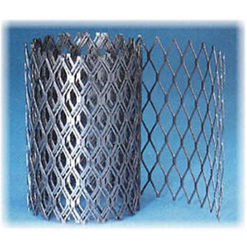 Stainless Steel 3/4'' Mesh 8'' Wide x 96''