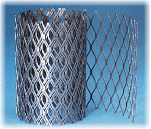 Stainless Steel 3/4'' Mesh 16'' Wide x 96''