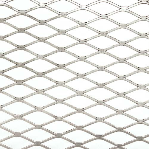12'' High x 48'' Wide 5/8'' Stainless Steel Mesh