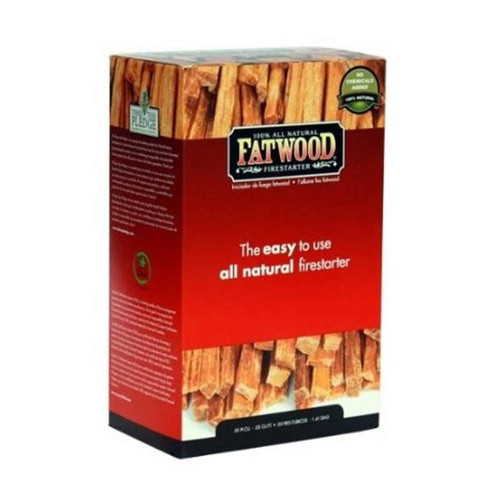 2 Pounds Boxed Fatwood Promotional Sample