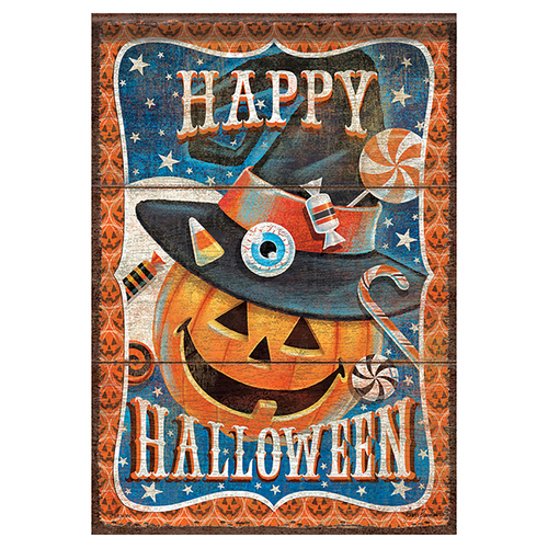 Halloween Banner Flag  - Halloween Treats
