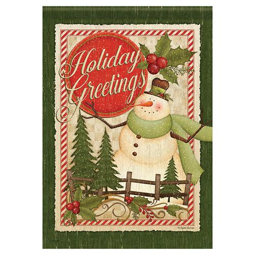 Christmas Banner Flag  - Christmas Greetings