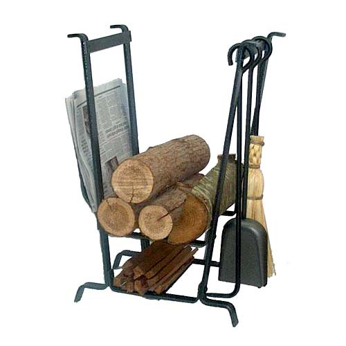 Complete Fire Center Rack with Tools