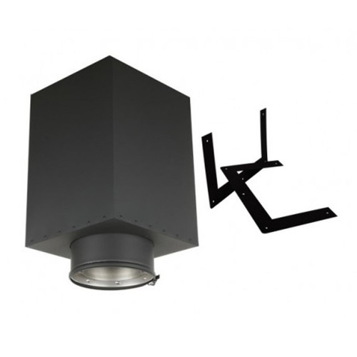 6'' EcoVent 24'' Square Ceiling Support Box