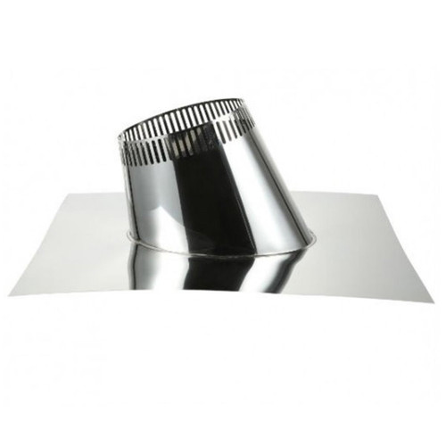 6'' EcoVent USA 1/12-7/12 Roof Flashing