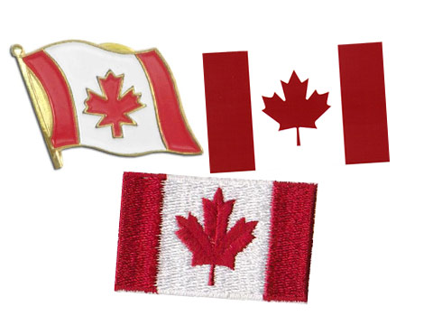 Canadian Gifts, Pins, & More