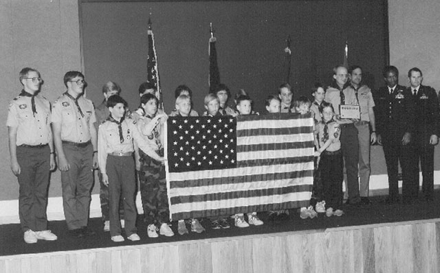 The Challenger Flag
