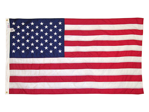 Valley Forge Nylon American Flags