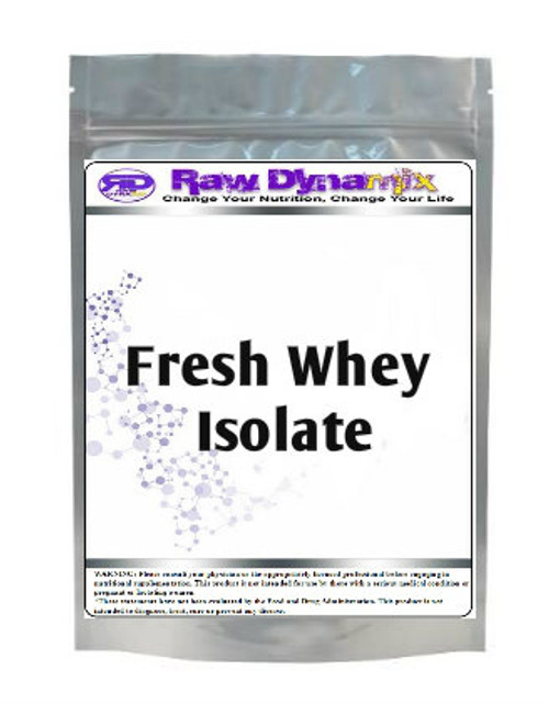 Fresh Whey Isolate (1lb)
