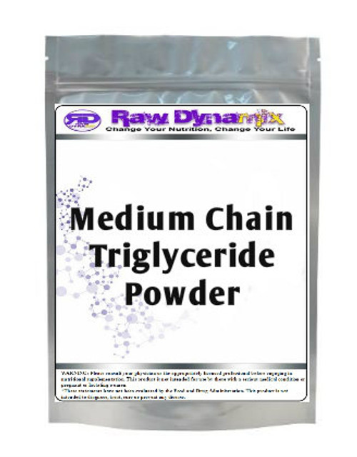 MCT's - Medium Chain Triglycerides (1lb)