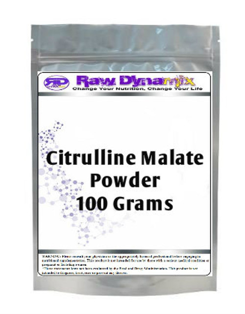 Citrulline Malate Powder 100 Grams