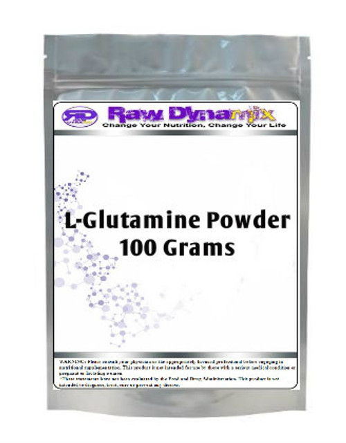 L-Glutamine Powder 100 Grams