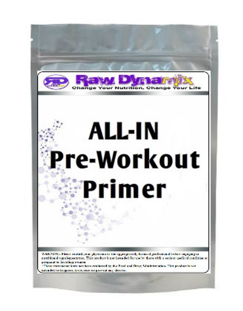 ALL- IN Preworkout Primer