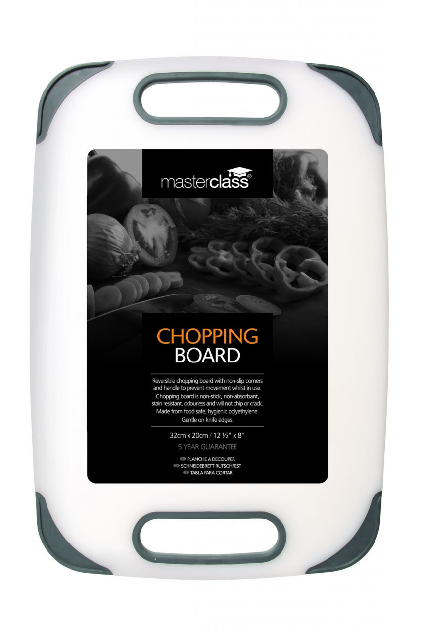 Large Non-Slip Polyethylene Cutting Board