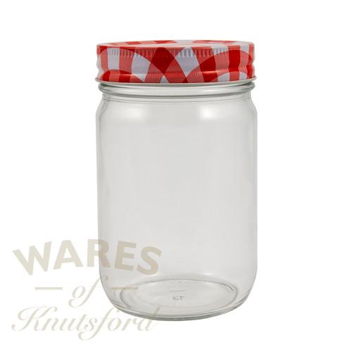 Mason Jars UK | Screw Top Glass Jars Bulk & Wholesale