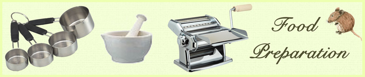 Food Preparation Equipment by Wares of Knutsford