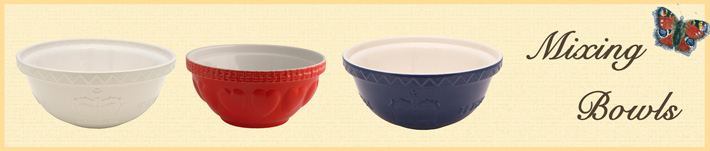 Mixing Bowls by Wares of Knutsford
