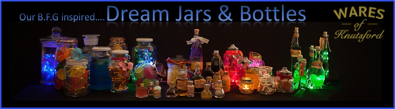 Dream Jars by Wares of Knutsford
