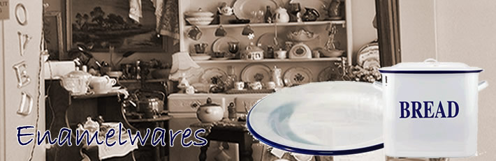 Enamelwares by Wares of Knutsford
