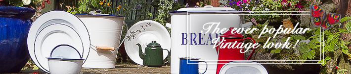 Enamel Cookware & Enamel Kitchenware