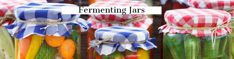 Fermenting Jars by Wares of Knutsford
