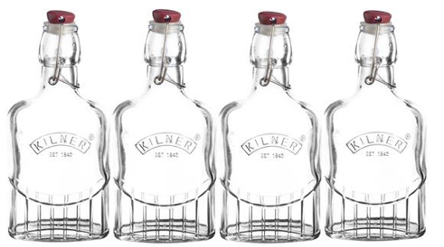 kilner homebrew swing top bottles
