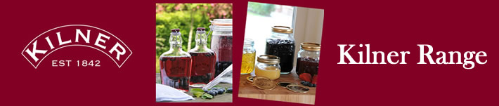 Kilner Jars and Kilner Bottles