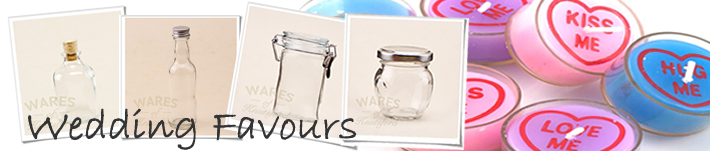 Wedding Favours Small and Miniature Jars