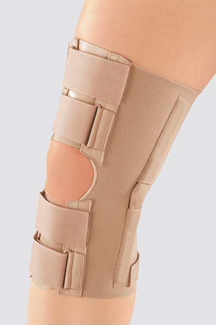 JuzoFlex Genu 100 with open patella and velcro closure