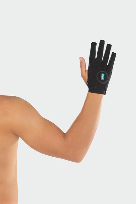 JuzoPro Digitux with four fingers
