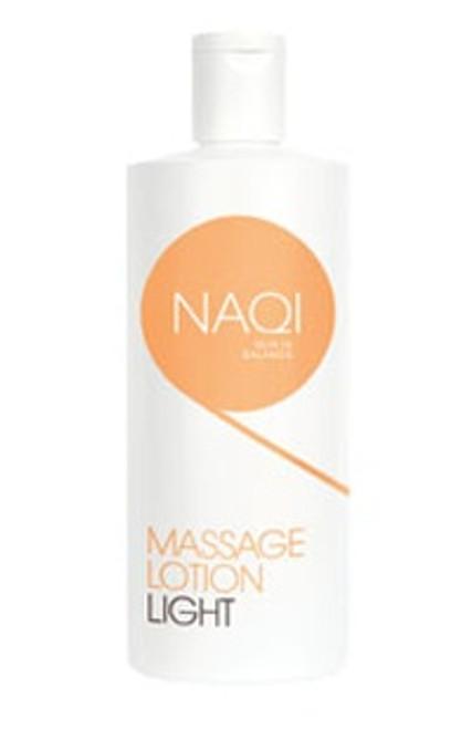NAQI Massage Lotion Light 200ml