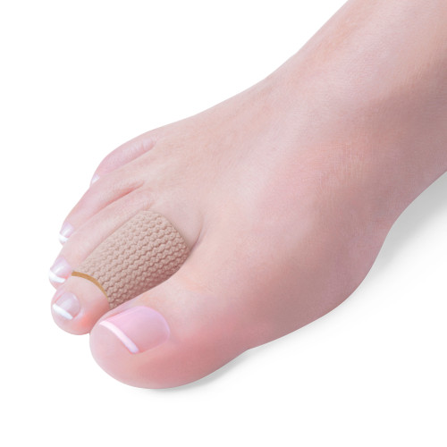 Fresco Gel Toe Protector (Mesh)