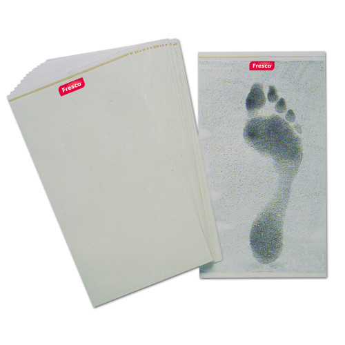 Fresco Foot Impression Sheets