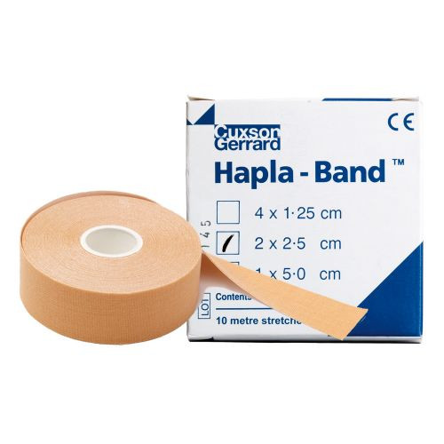 Hapla Band Thin 5cm x 10m (2rolls)