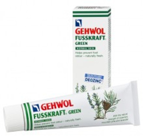 Gehwol Green for Sweaty Feet