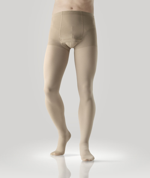 Lastofa Mens Tights with horizontal slit