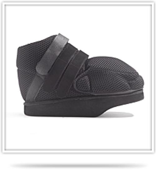 447190 Forefoot Relief Shoe Variped