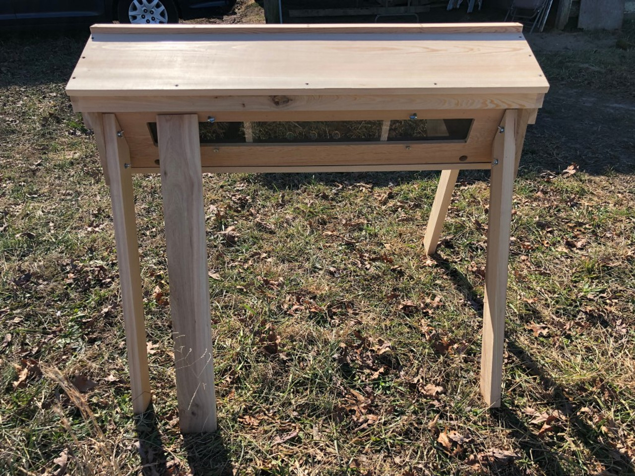 Apiary Expansion Top Bar Hive