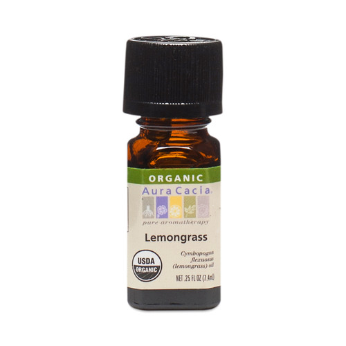A wonderfully pure lemongrass essential oil.  And... the bees love it!