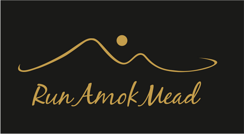 Run Amok Mead is a meadery-in-planning.  Until we have a TTB license and a North Carolina ABC permit, all of our meads are experimental homebrews, and are not available for sale.  You must be 21 or older to purchase, possess or consume alcohol.
