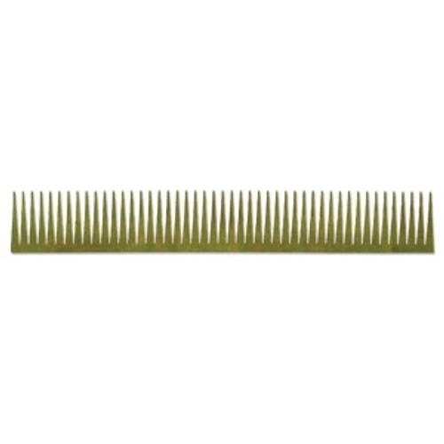 658553 Sizzix Sizzlits Decorative Strip Die - Tapered Fringe