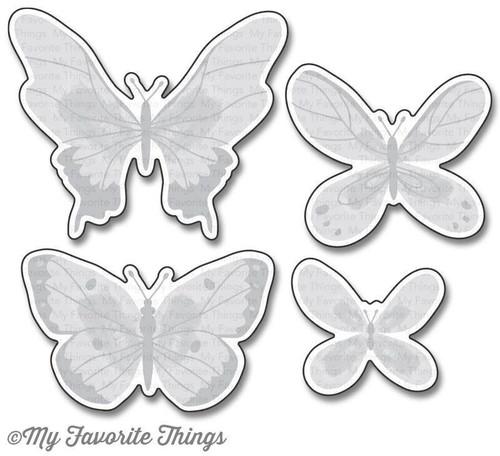 My Favorite Things - Die-Namics - Beautiful Butterflies