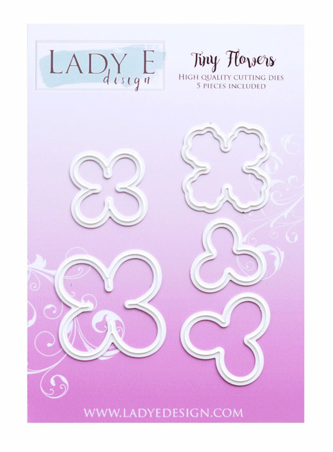 Lady E Design - Tiny Flowers