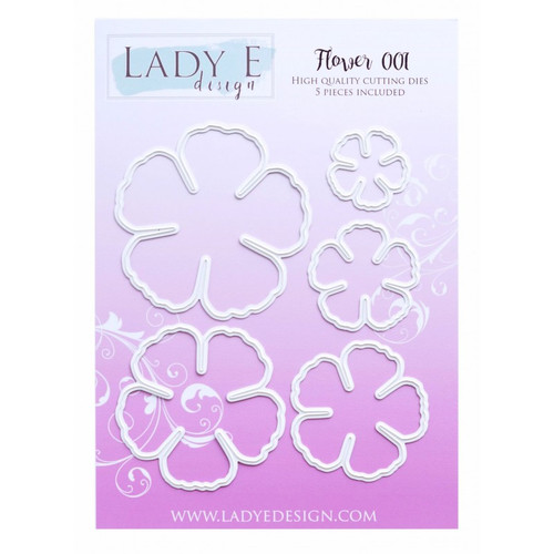 Lady E Design - Flower 001