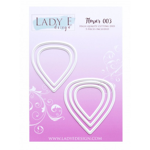 Lady E Design - Flower 003