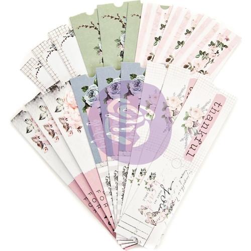 Prima Marketing Poetic Rose Tickets (631888)