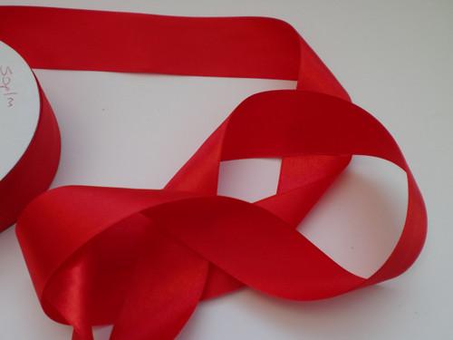 38mm Satin ribbon